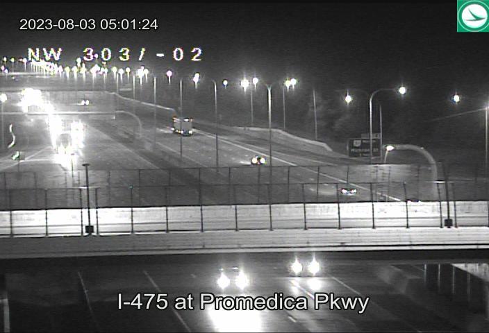 I-475 at Promedica Parkway